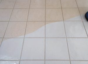 How to Clean Dirty Tile Floors