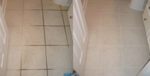 How to Clean Bathroom and Kitchen Tiles Floors
