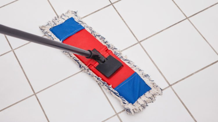 How to Clean White Tile Floors – Quick Solution