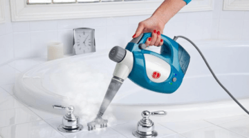 Best Bathroom Steam Cleaner Reviews 2019 – Top Handheld Mop