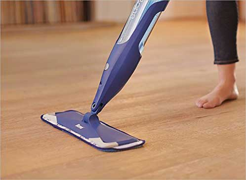 Best Mops for Vinyl Plank Floors-Guide and Reviews 2019
