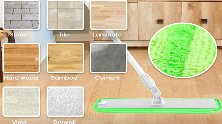 Top 5 Best Linoleum Floor Cleaner Reviews – Steam Mop 2019