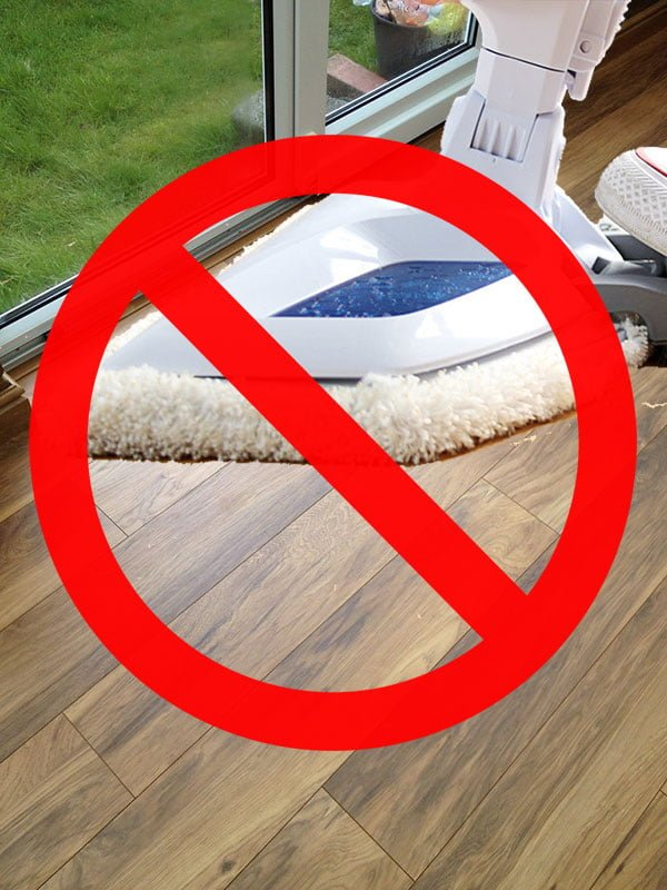 Can You Use A Steam Cleaner On Laminate Flooring