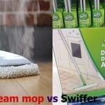 Steam mop vs Swiffer