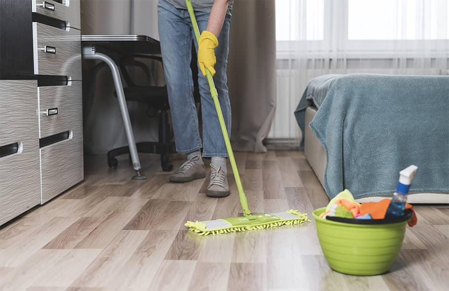 Best Cleaning Tips on How to Take Care Luxury Vinyl Plank Flooring