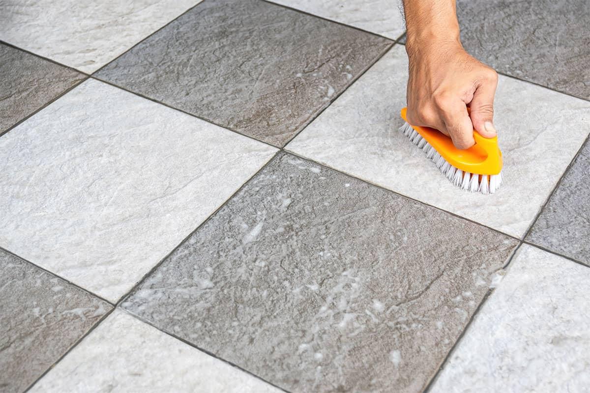 How to Polish Tile Floors