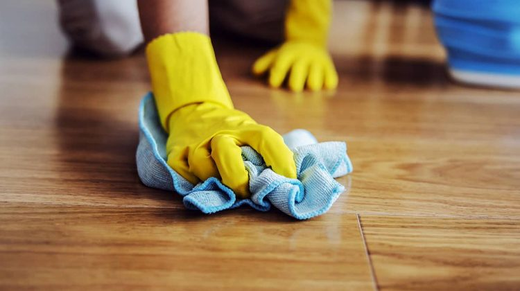 How to Remove Sticky Residue from Hardwood Floors